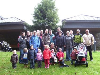 Junge Familien